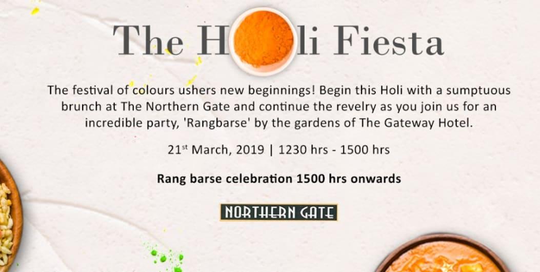 Rang Barse - The Holi Fiesta