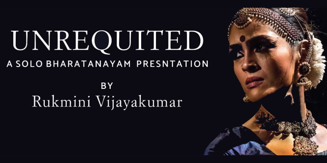 Unrequited - An Experimental Bharatanatyam Solo