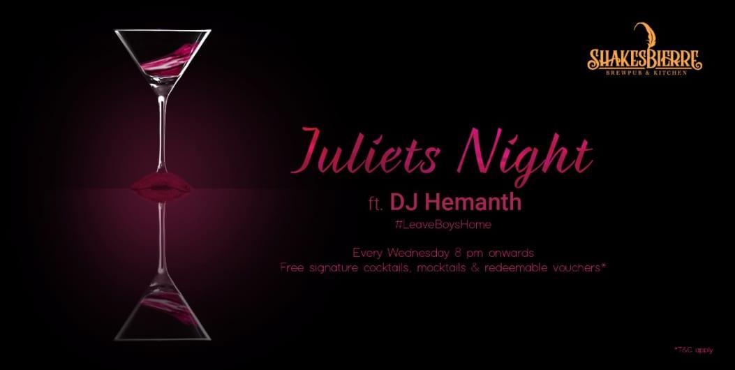 Juliet's Night