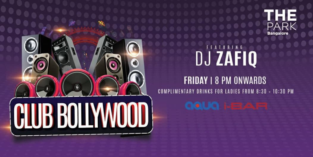 Club Bollywood ft. DJ Zafiq