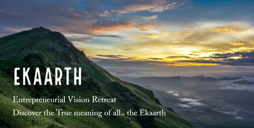 Ekaarth - Entrepreneurial Vision Retreat