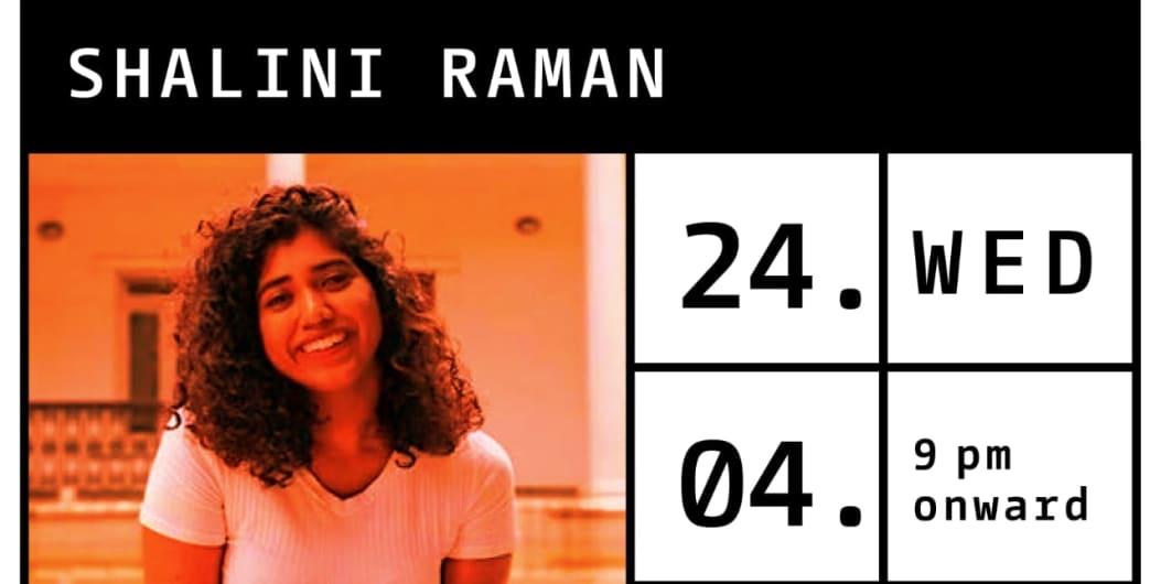 Foxtrot Presents - The Back End Edition 13 feat. Shalini Raman