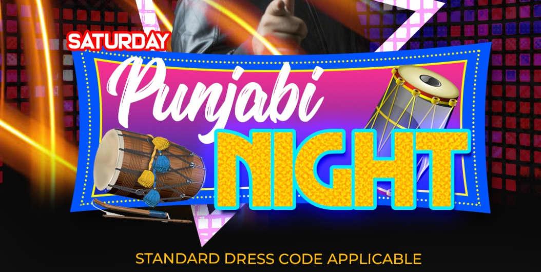 Saturday Punjabi Night