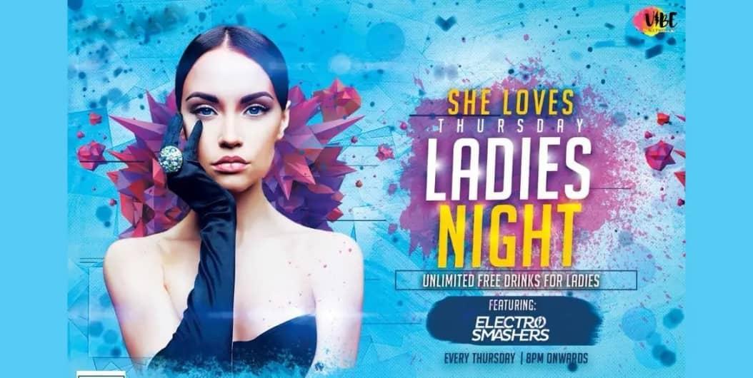 She Loves Thursday Ladies Night
