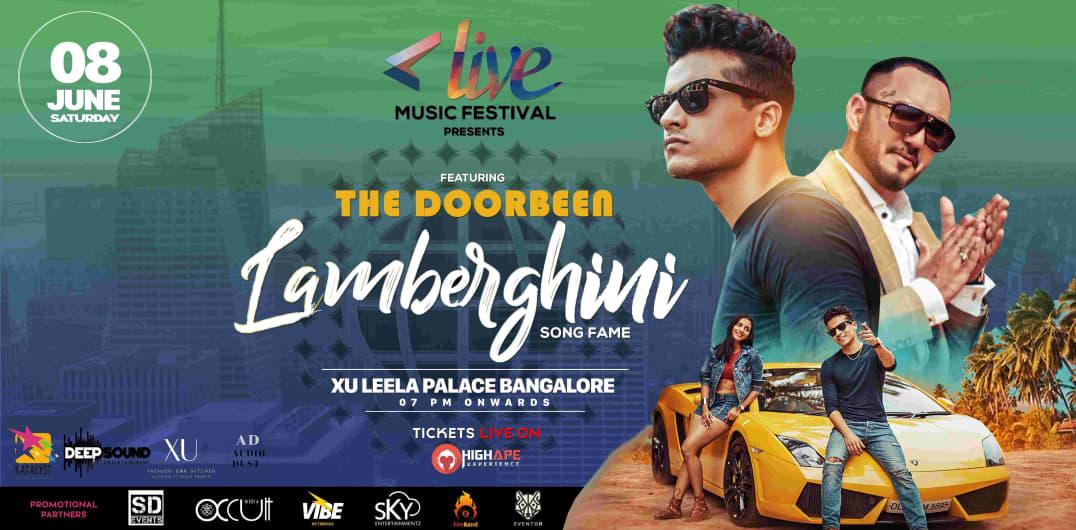 The Doorbeen Live In Bangalore