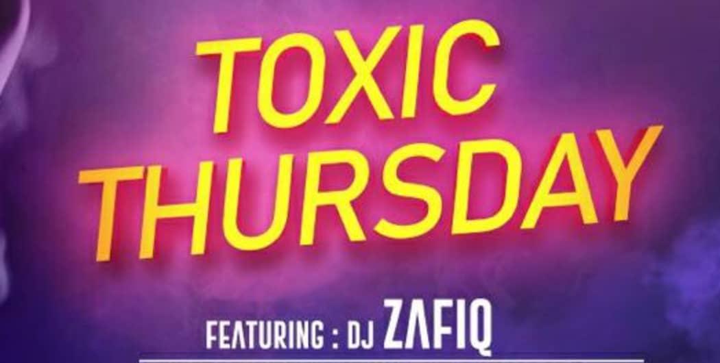 Toxic Thursday Ladies Night