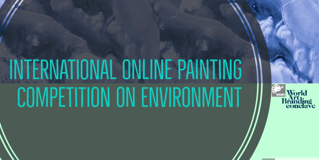 International Online Painting Competition on Environment