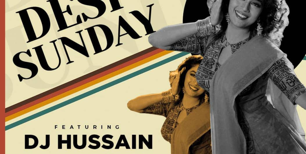 Desi Sunday Ft. DJ Hussain -  A Night Of Bollywood Music