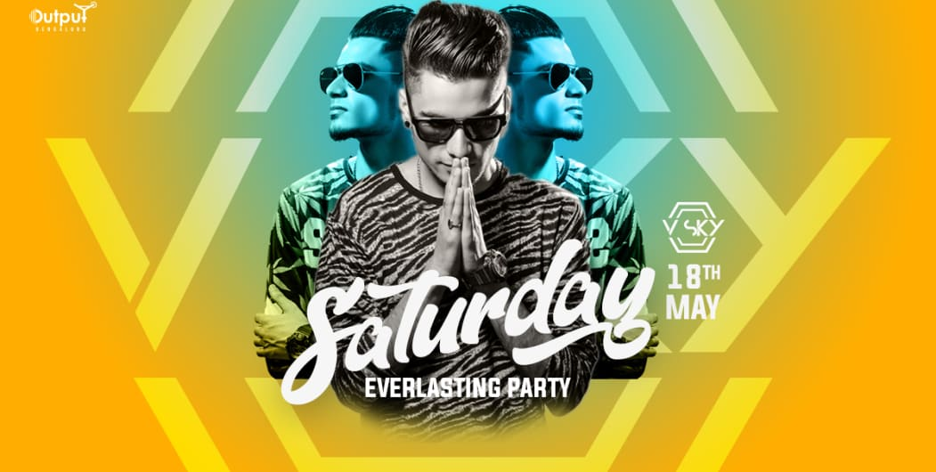 Everlasting Party Bollywood & Commercial Night Ft DJ V SKY