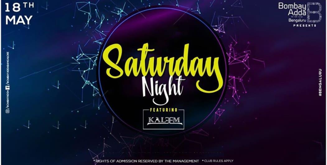 Saturday Night Ft. DJ Kaleem