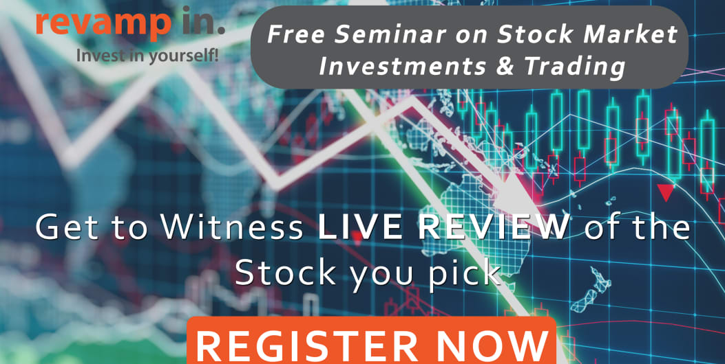 Free Seminar On Stock Market Investments And Trading|Live Review