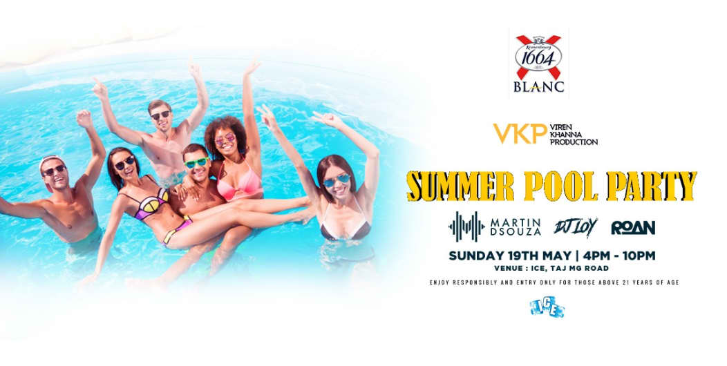 VKP Presents Summer Pool Party