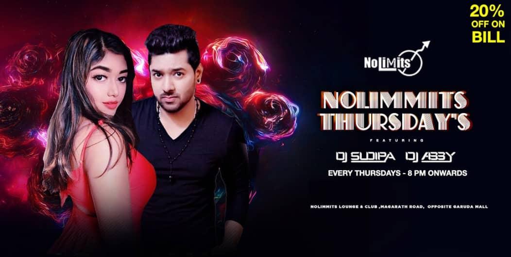 Biggest Bollywood Ladies Night In Bangalore Ft. DJ Abby & Sudipa