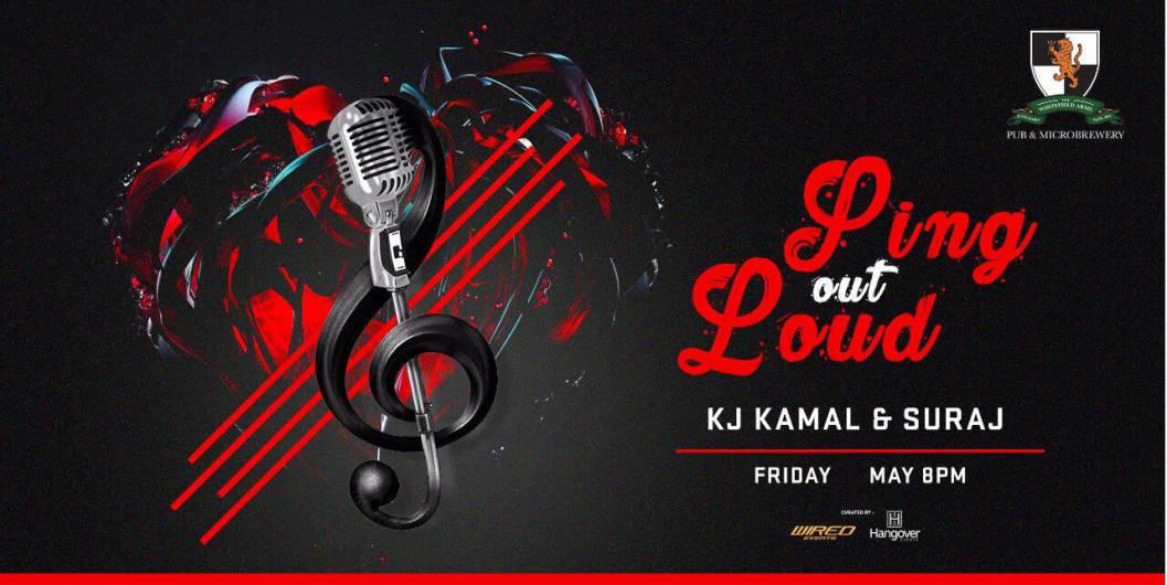 Friday Karaoke Night at The Whitefield Arms ft. Kamal & Suraj