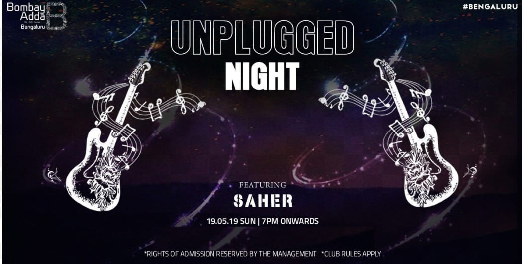 Unplugged Night Ft. Saher