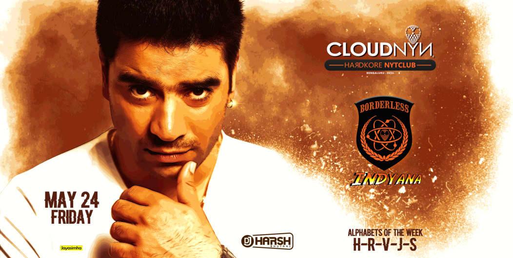 Big Ladies Bollywood Night at CloudNyn