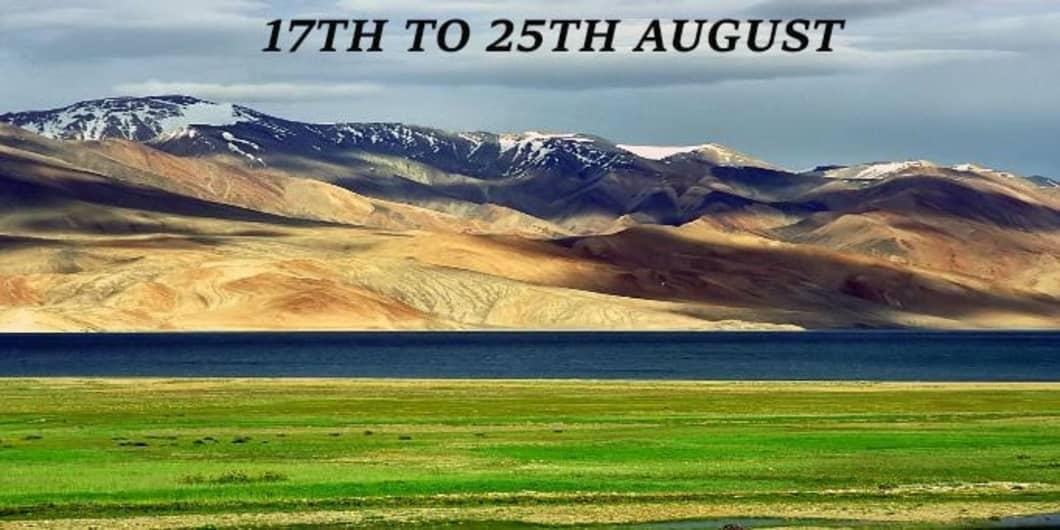 Kashmir & Ladakh With Hemis Festival: July 6th to 14th' 2019