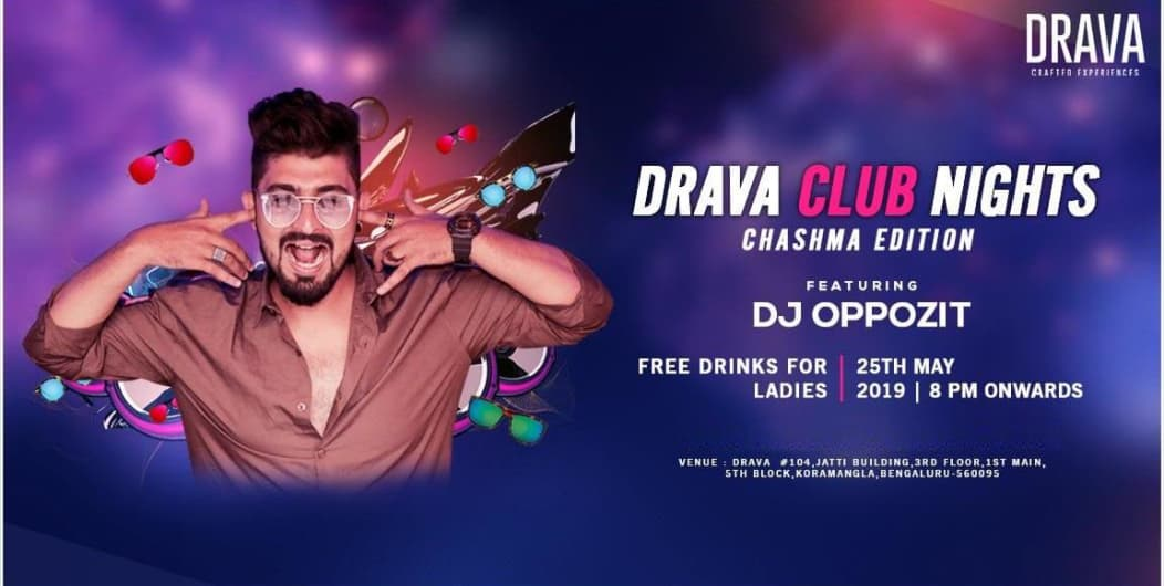 Drava Club Night
