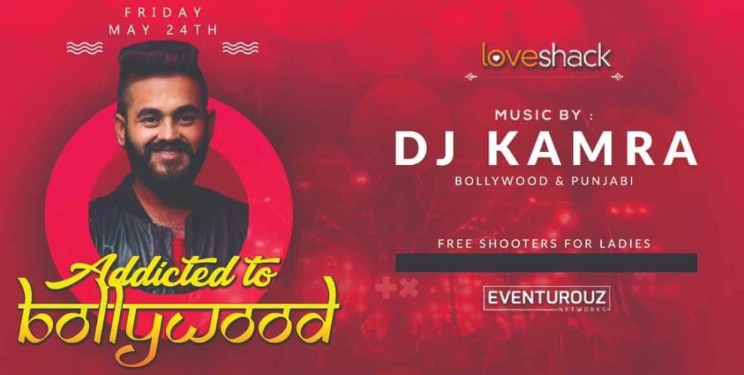 Friday Addicted To Bollywood at Loveshack