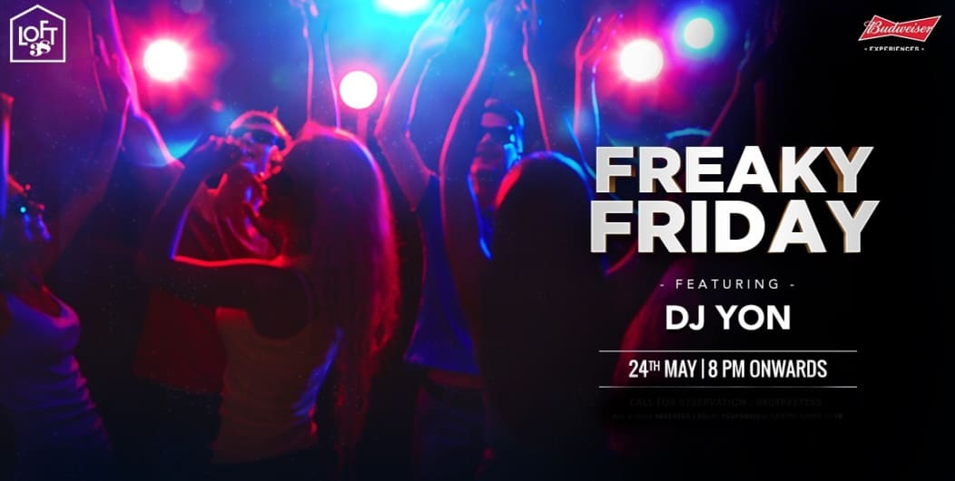 Freaky Friday With Dj Yon