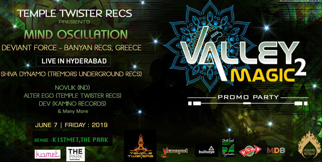 Valley Magic Promo w Mind Oscillation