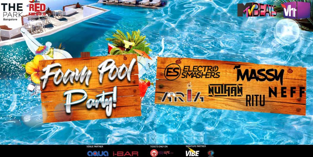 Foam Pool Party - Edition 1