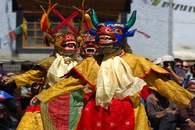 Overland Expedition India : Hemis Festival Ladakh