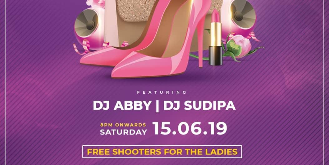 Saturday Bollywood Ladies Night at Brooks 37