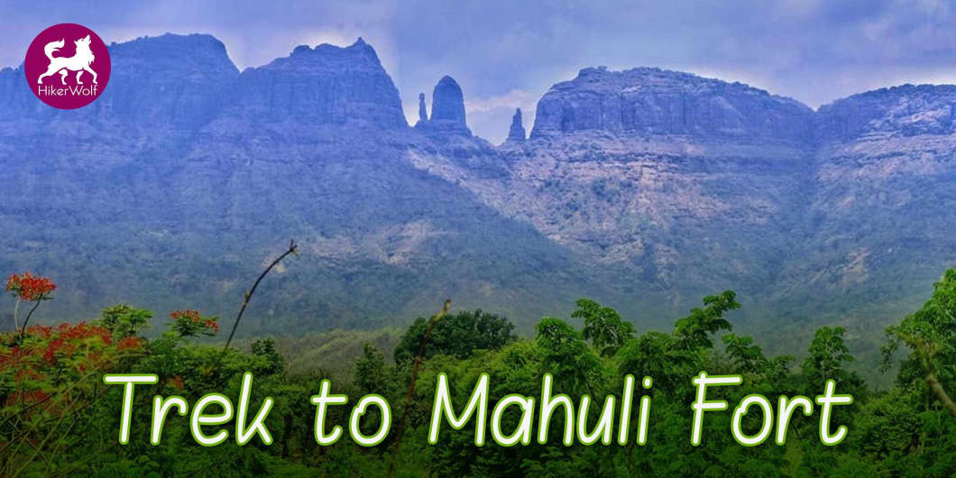 HikerWolf - Trek To Mahuli Fort
