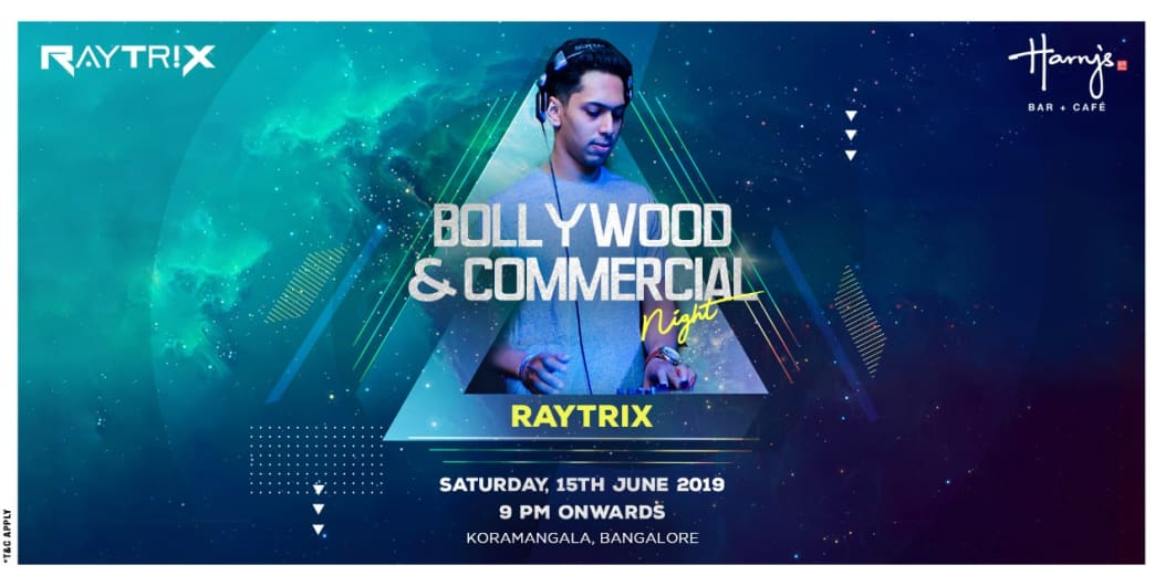 Bollywood And Commercial night