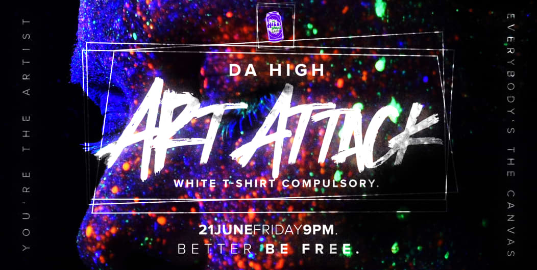 High Presents Art Attack