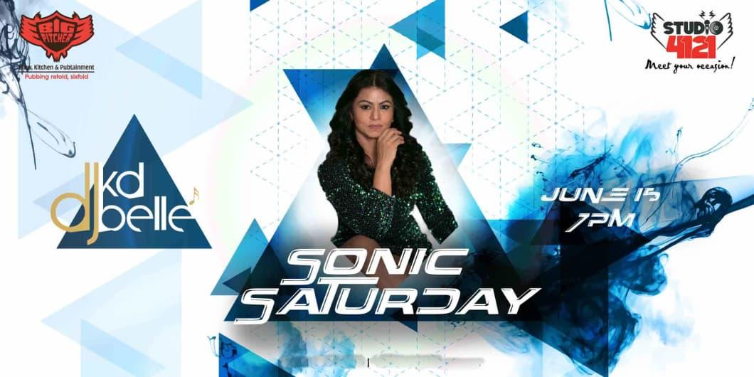Sonic Saturday Night
