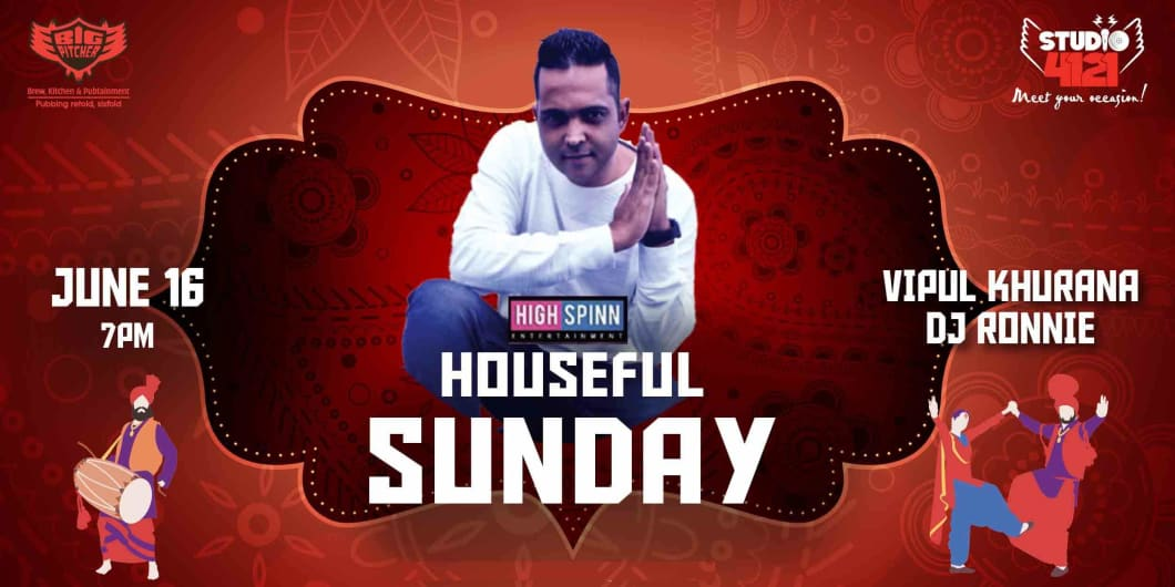 Housefull Sunday