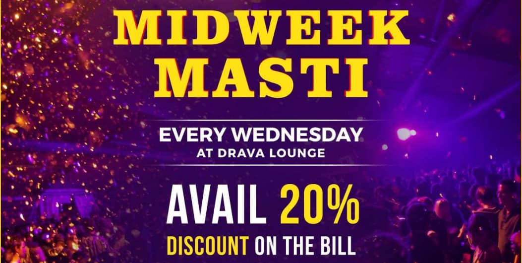 Mid Week Masti At Drava