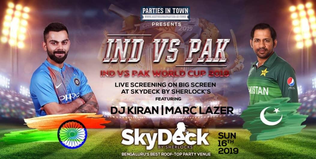 IND Vs PAK - Super Sunday