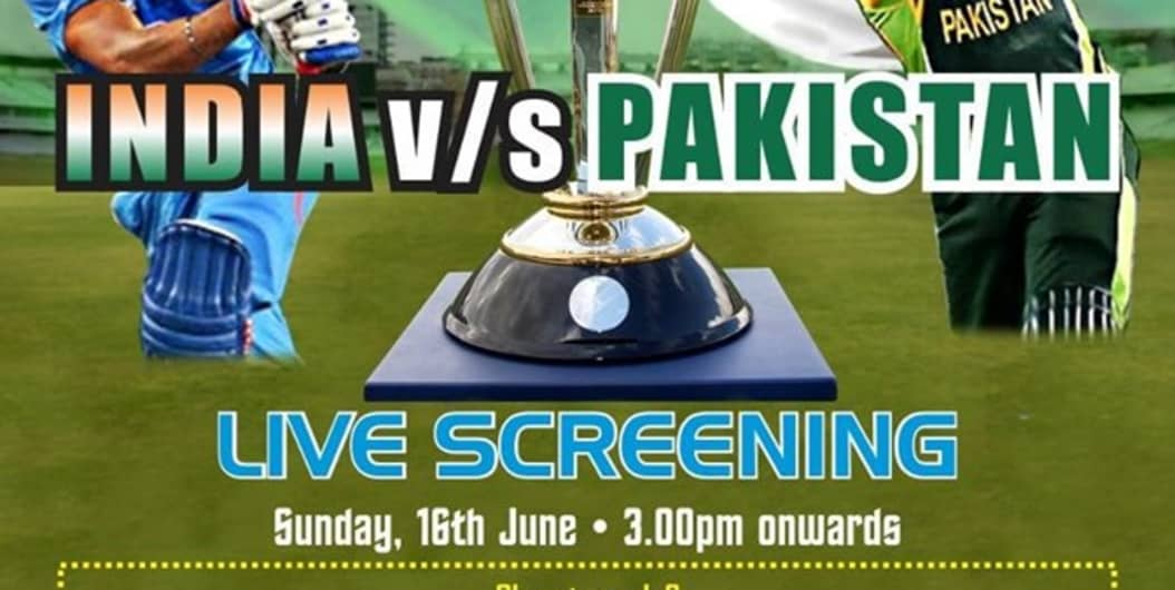 India vs Pakistan Live Screening