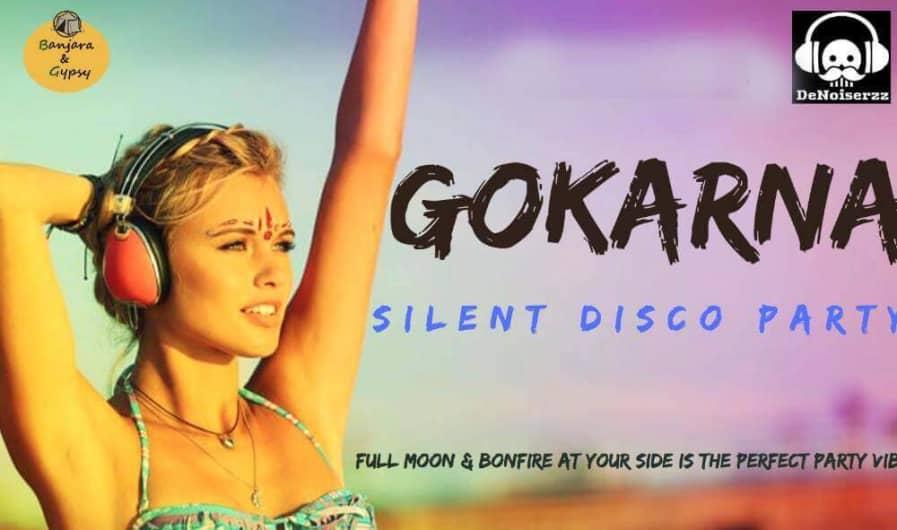 Gokarna - Silent Disco Party On Beach