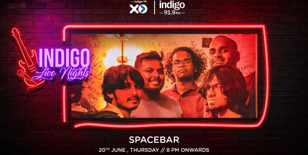 Indigo Live Night - Spacebar