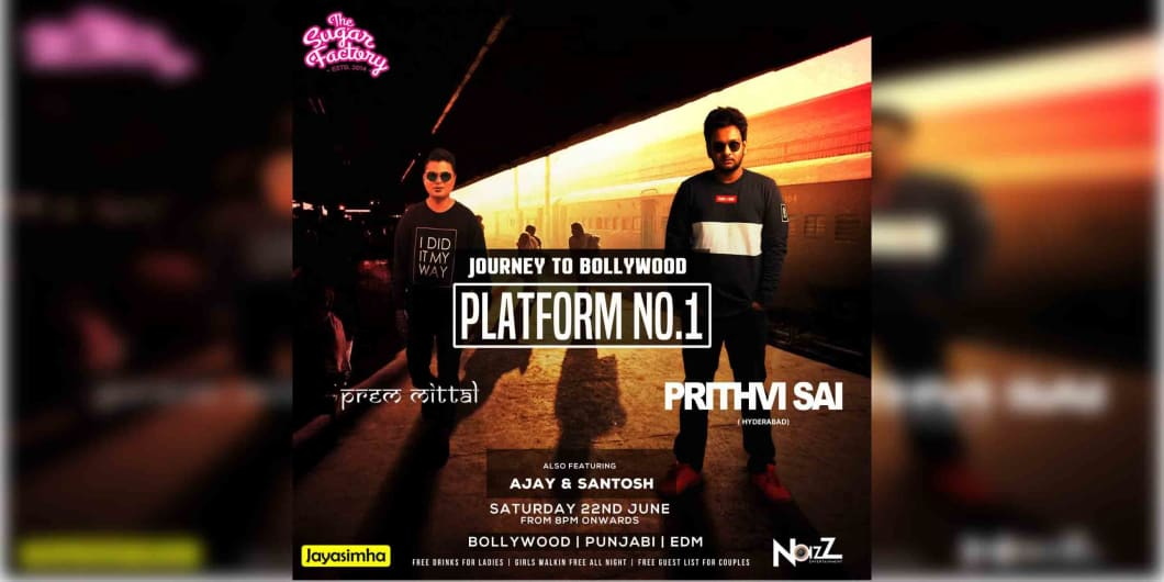 Journey To Bollywood - Platform No.1