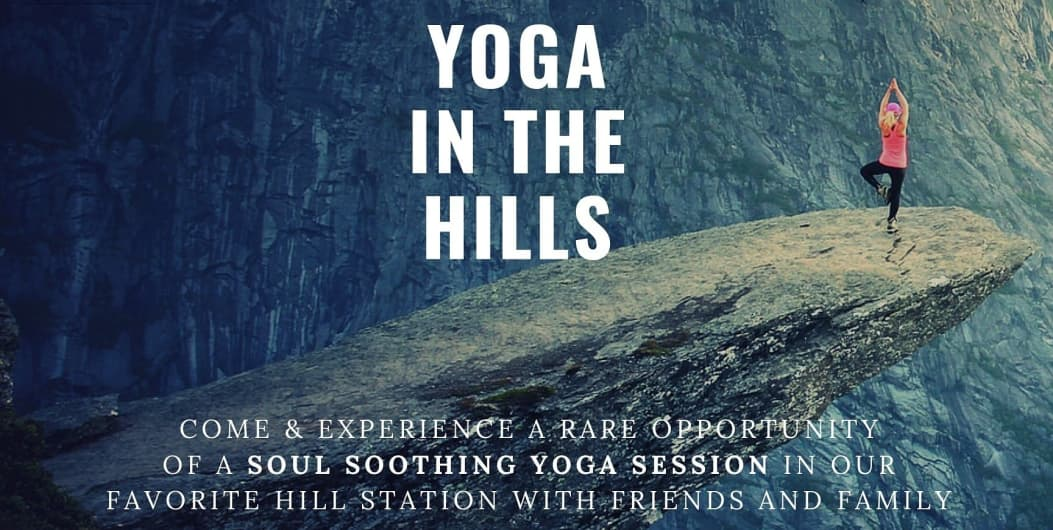 Yoga In The Hills - IDY 2019