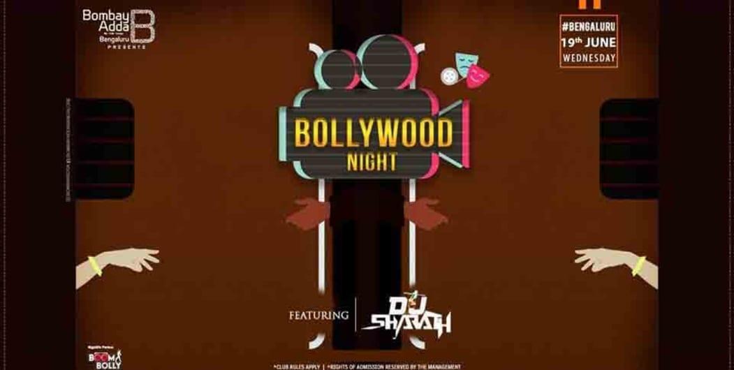 Bollywood Night Ft. DJ Sharath
