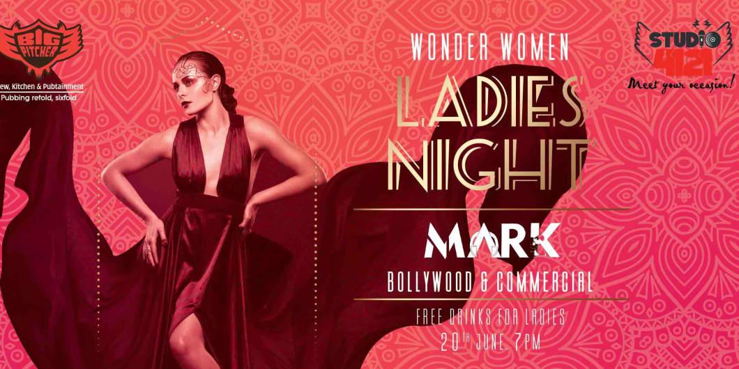 Wonder Women Ladies Night