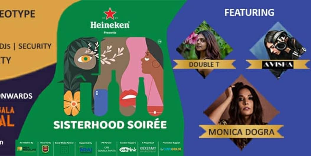 INCA : Sisterhood Soiree at Koramangala Social | 21st June
