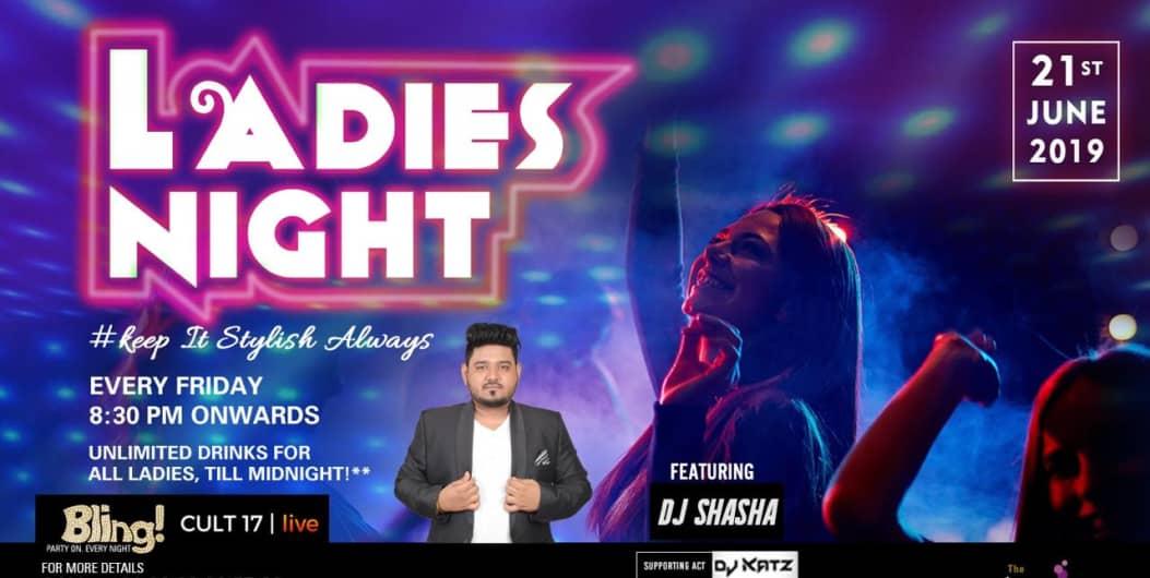 High On Heels- Ladies Night