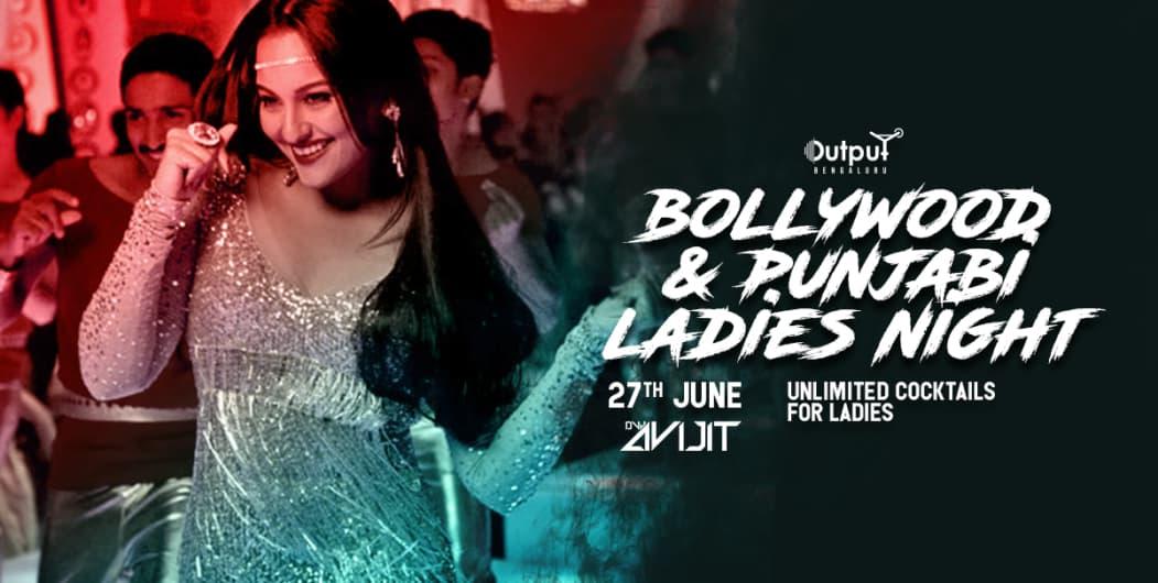 Bollywood & Punjabi ladies Night (audio Visual Blockbuster)