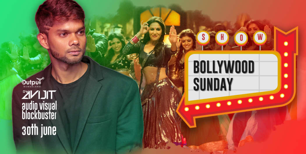 Bollywood Sunday Audio Visual Blockbuster Ft DJ Avijit