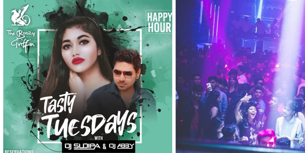 Grand Bollywood Punjabi Tuesday Night: Happy Hours: Top DJs