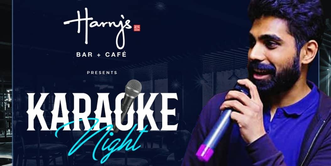 Wednesday Karaoke with Jonas Monteiro