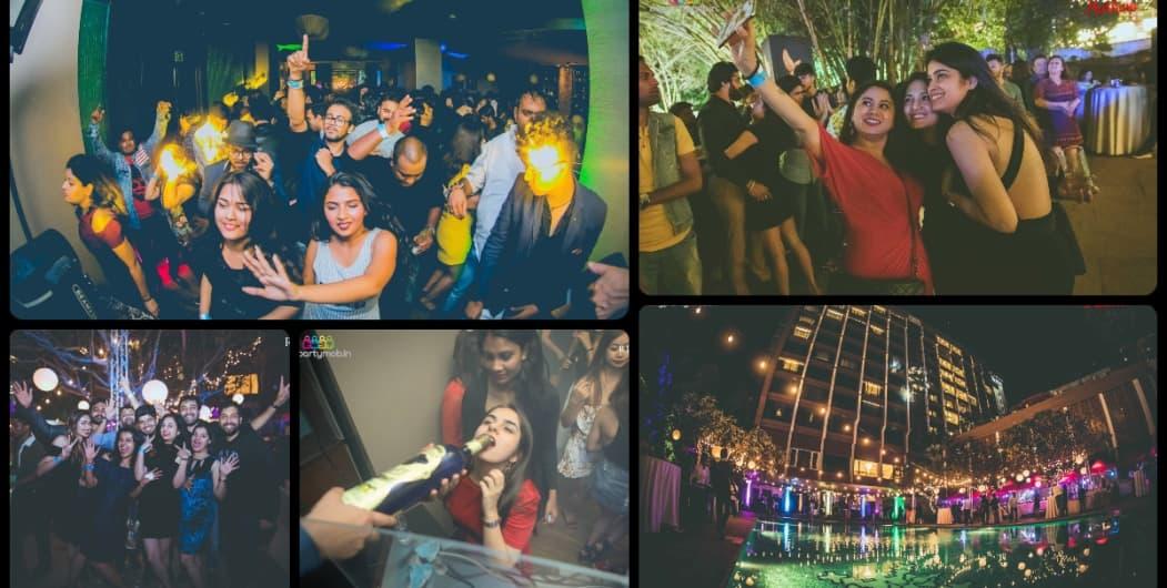 Saturday Blockbuster Bollywood Night ft DJ Mohasin