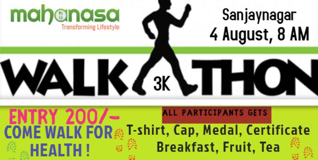 3 K Walkathon